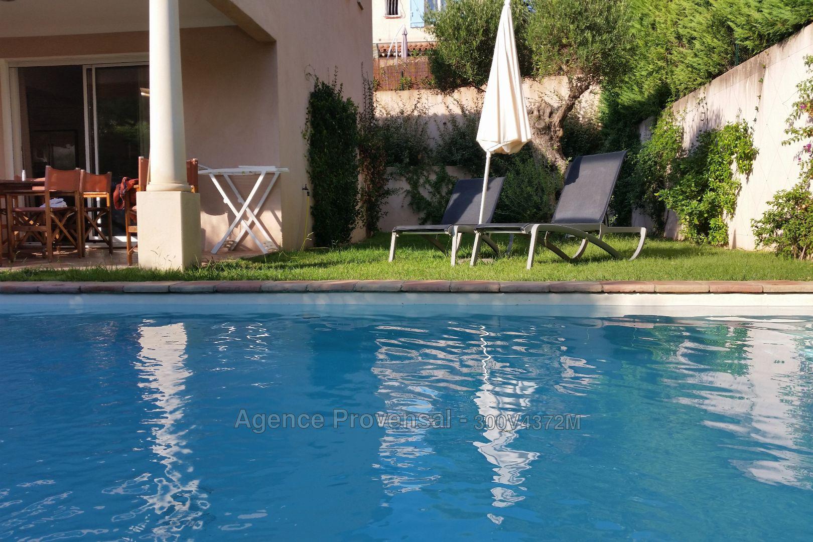 Villa t4 avec piscine a vendre dans domaine ferme a ste for Piscine ste maxime