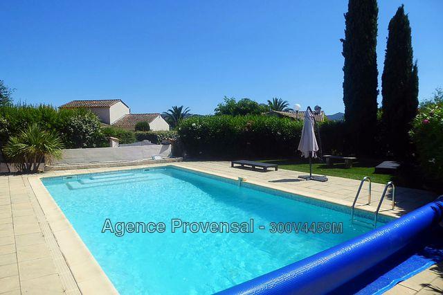 Villa f5 avec piscine a vendre dans un domaine securise for Piscine ste maxime