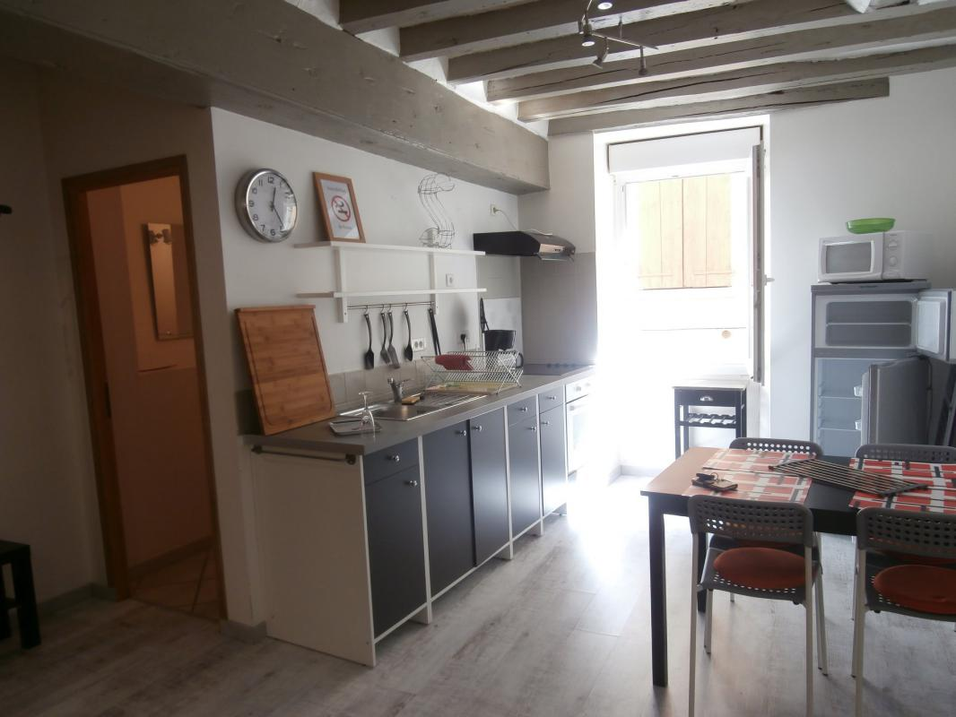 APPARTEMENT T2 MEUBLE