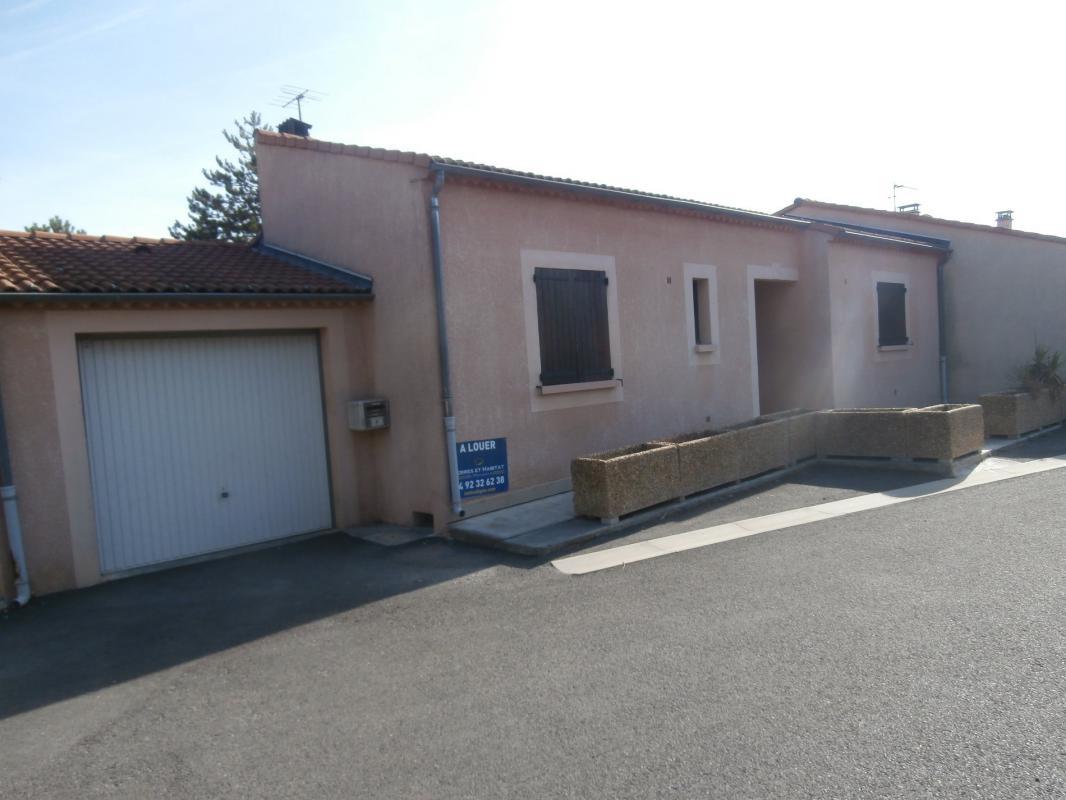 Maison  T5 AIGLUN, VILLA TYPE 5 avec garage Aiglun