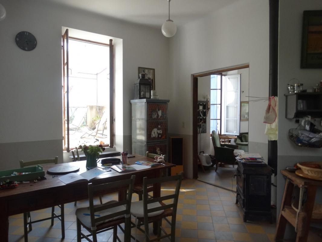 Maison  T6 Ancienne Ecole Restaurée de Type 6 de 153 m2 sur de 1335 m2 Digne Les Bains