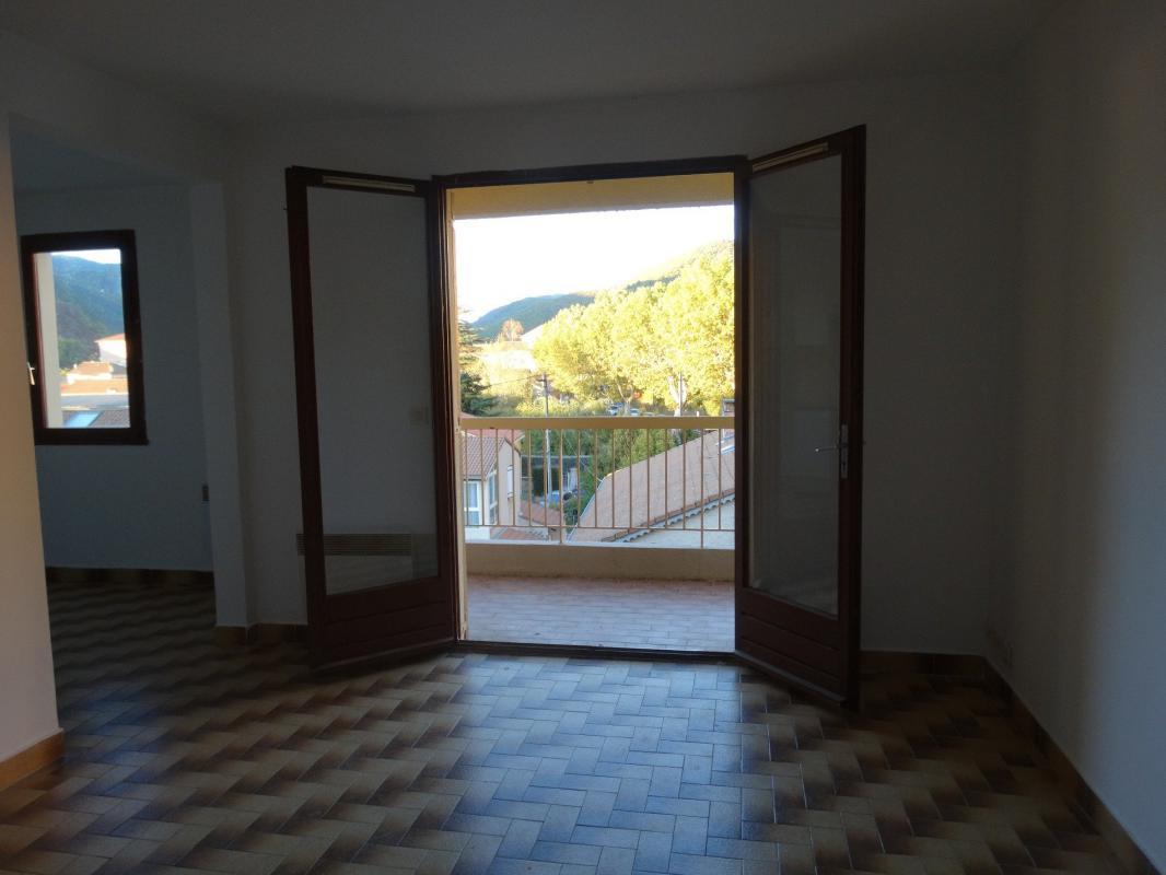 Appartement  T1 DIGNE Studio avec balcon dernier étage ascenseur parking Digne Les Bains