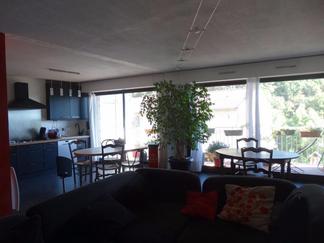 Appartement Hyper centre type 4 garage et terrasses