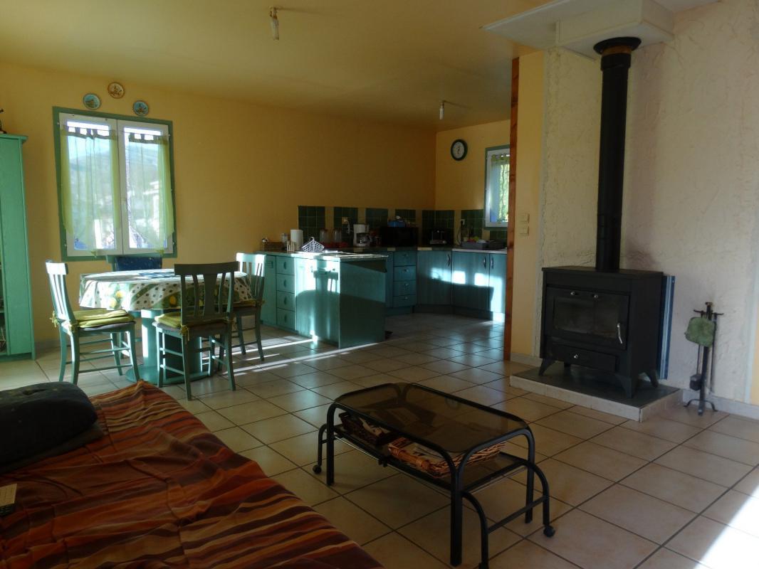 Maison  T3 10 minutes de Digne Villa de PP type 3 sur 641 m2 de terrai Digne Les Bains
