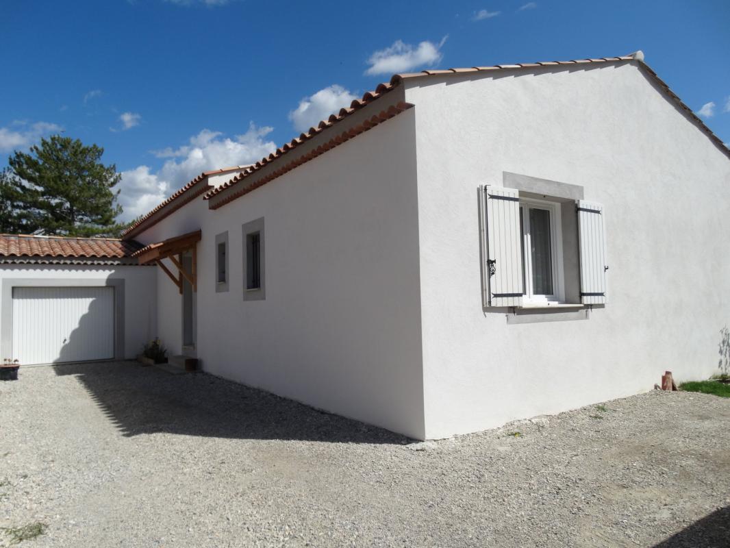Villa de PP de 2015 de type 4 de 110 m2 avec garage