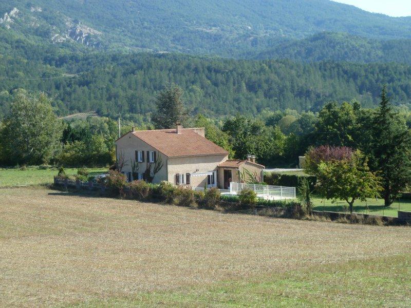 T6 Propriété avec Piscine Proche de Digne les Bains Digne Les Bains