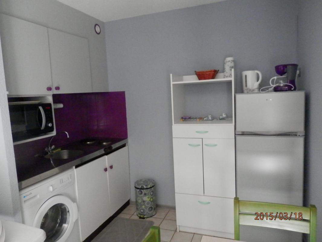 Appartement  T2 LOCATION VACANCES - CURISTE T2 MEUBLE VALLON DES SOURCES DIG Digne Les Bains