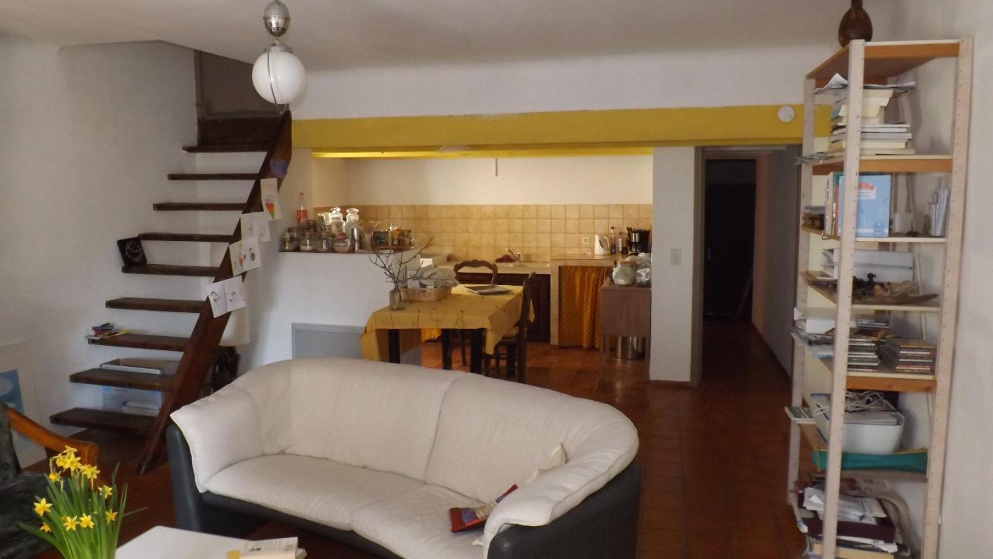 Maison  T3 Maison de village 78 m2 à Reillanne avec garage Reillanne