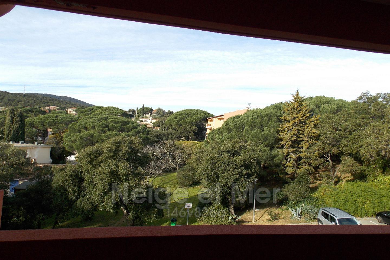 Appartement 2 pièces contemporain  résidence avec tennis  Sainte-Maxime