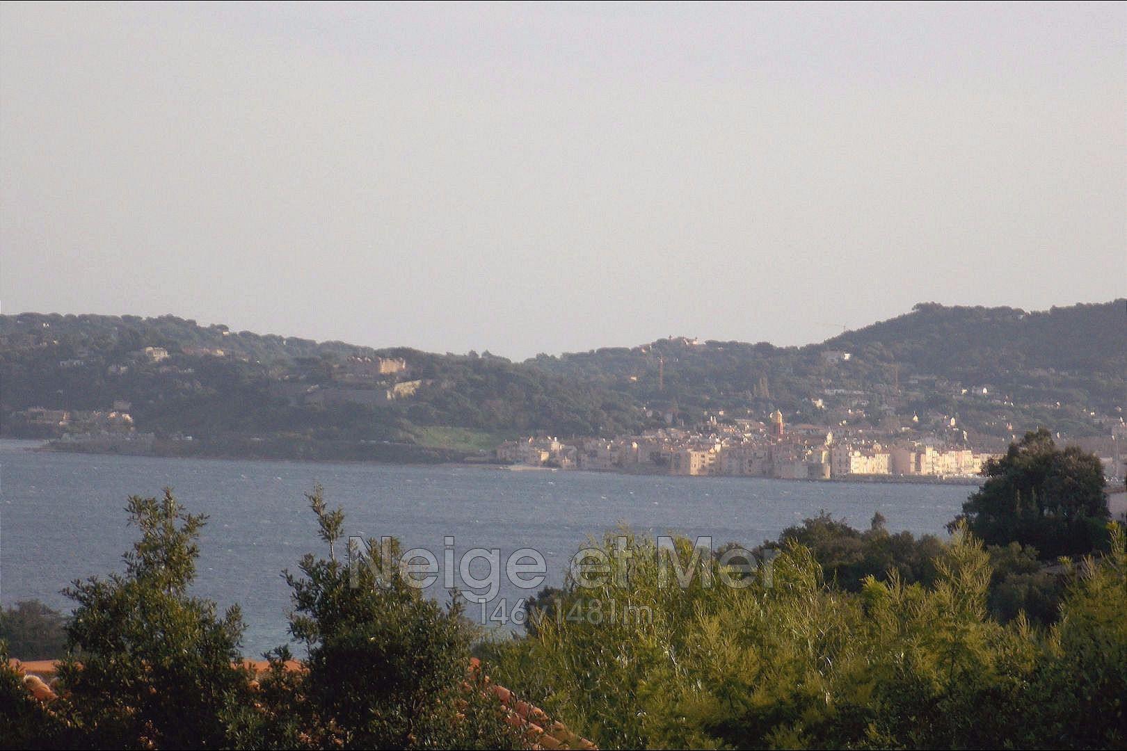 Villa 4 chambres et studio vue mer panoramique piscine Sainte-Maxime
