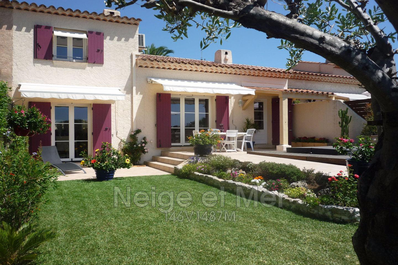maison/villa jacuzzi T4 domaine avec piscine et tennis Sainte-Maxime