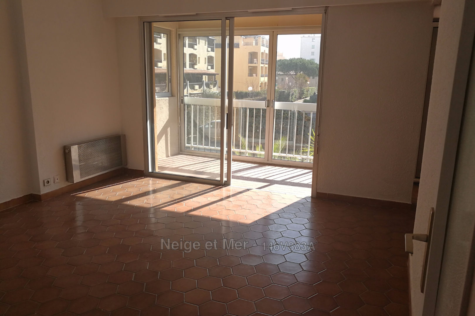 appartement  T1 Sainte-Maxime