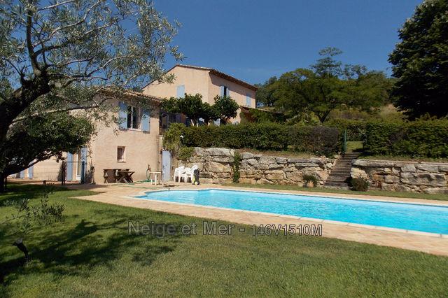 Villa piscine  Grimaud