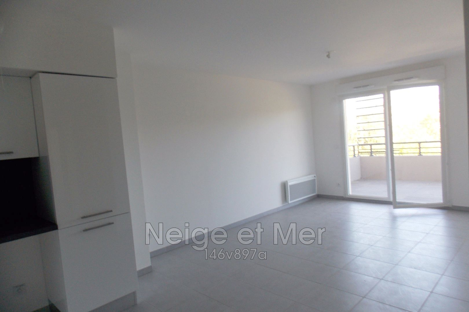Sainte-Maxime appartement neuf central T3