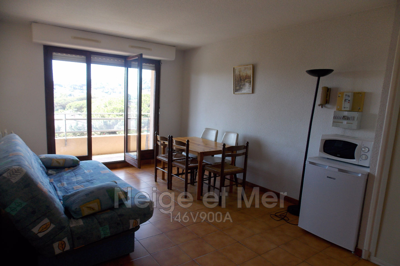Appartement F2 dernier étage Sainte-Maxime