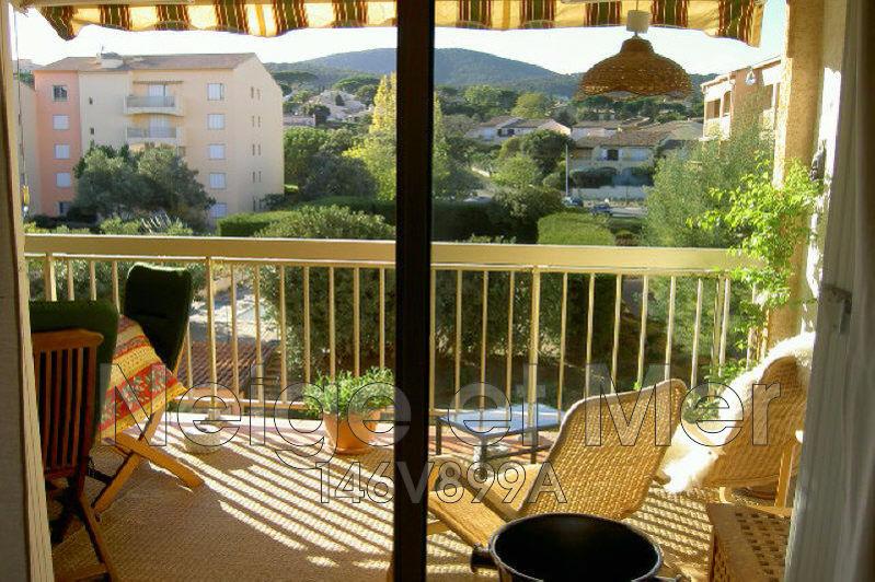 appartement 2 pièces  résidence piscine Sainte Maxime