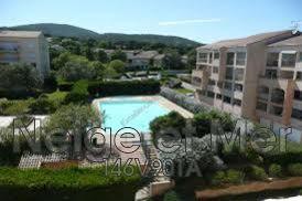 appartement  2 pièces résidence piscine Sainte-Maxime