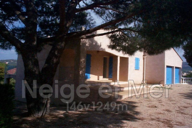 Villa 4 chambres quartier du sémaphore à Sainte-Maxime
