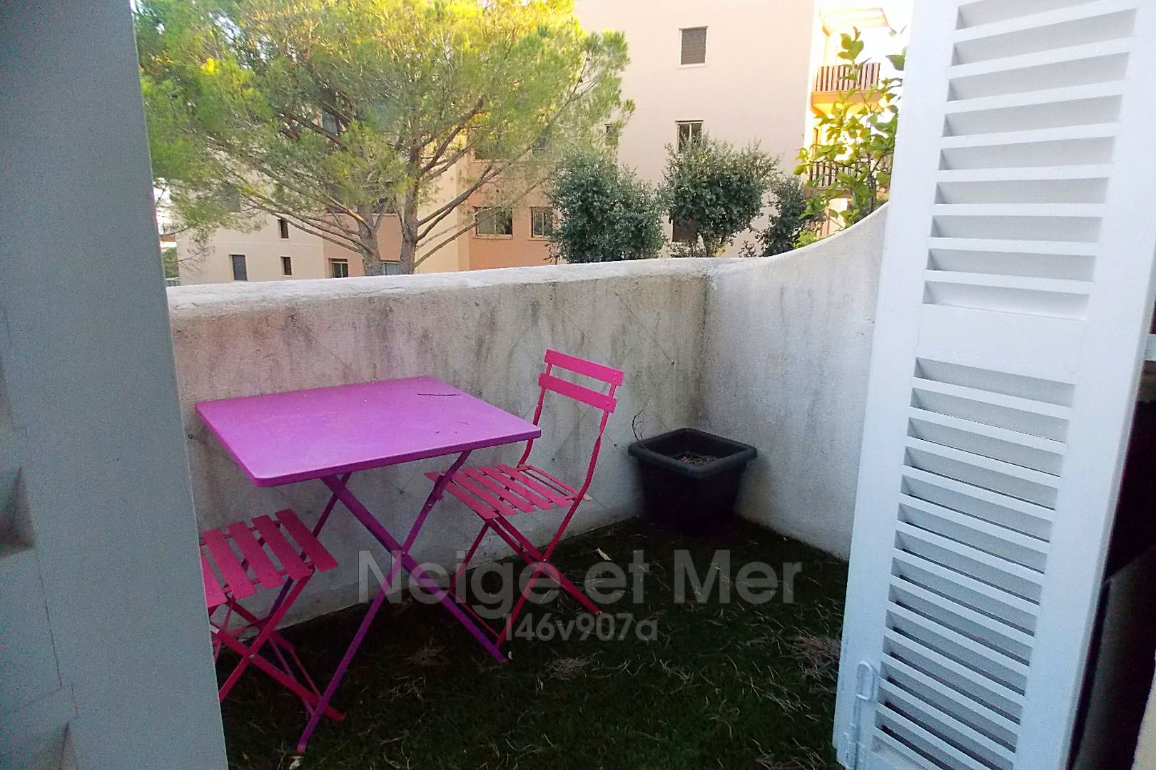 appartement duplex T2 Sainte-Maxime