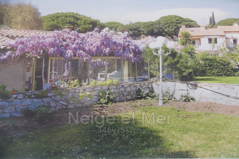 Villa 3 chambres piscine proche plages Sainte-Maxime