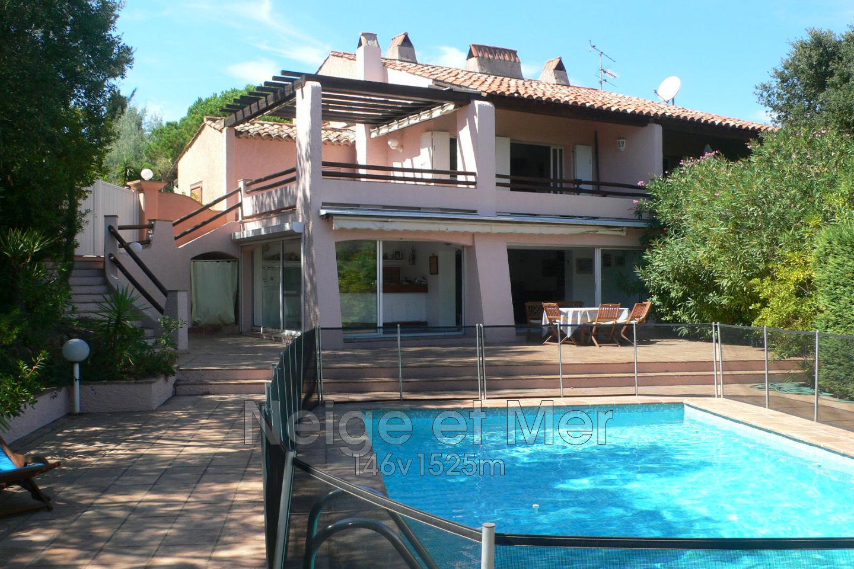 maison/villa piscine 5 chambres proche plage Sainte-Maxime