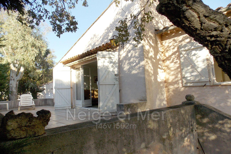 Villa 4 chambres proche centre ville Sainte-Maxime