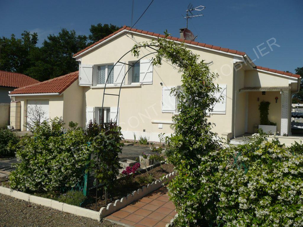Maison T6 Saint Pierre Du Mont