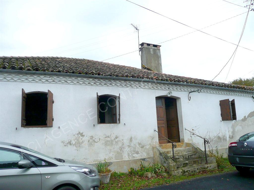 Maison en pierres T7 Cazaubon