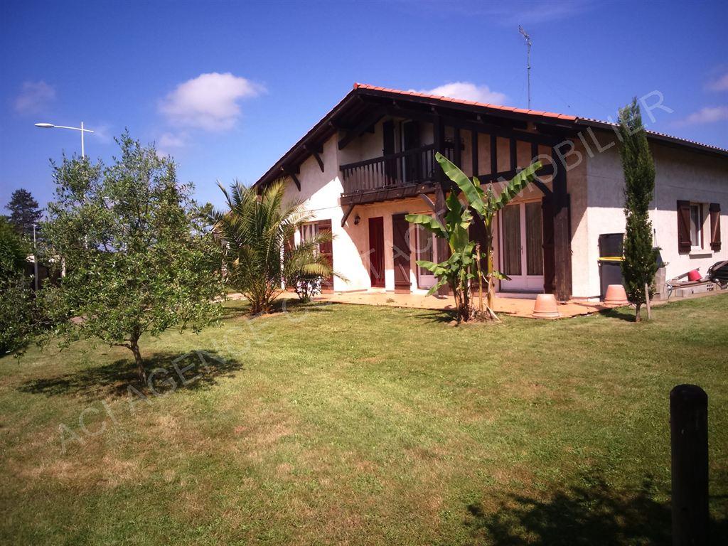 Villa  style landais proche de toutes les commodités, Mont De Marsan