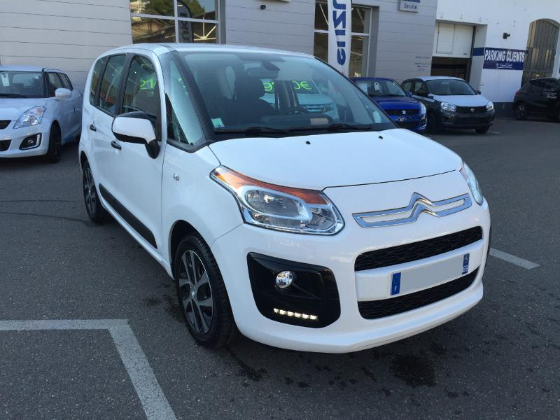 citroen c3 picasso monospace 1 6 bluehdi 100ch confort vente voiture villeurbanne richard. Black Bedroom Furniture Sets. Home Design Ideas