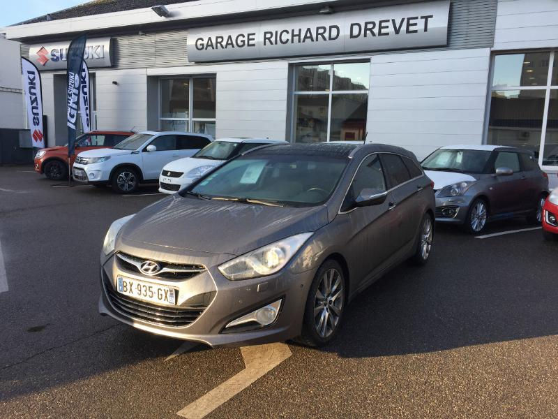 hyundai i40 sw break 1 7 crdi136 pack premium limited vente voiture villeurbanne richard. Black Bedroom Furniture Sets. Home Design Ideas