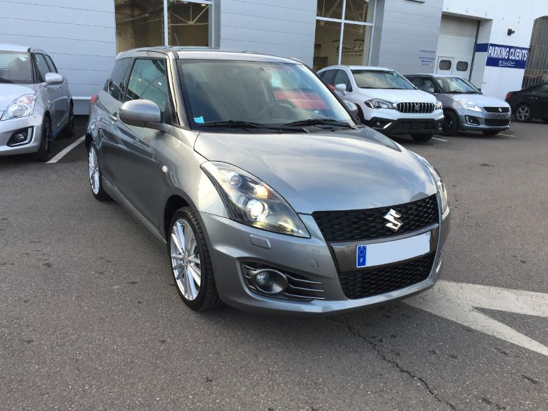 suzuki swift berline 1 6 vvt 136ch sport 3p vente voiture villeurbanne richard drevet. Black Bedroom Furniture Sets. Home Design Ideas