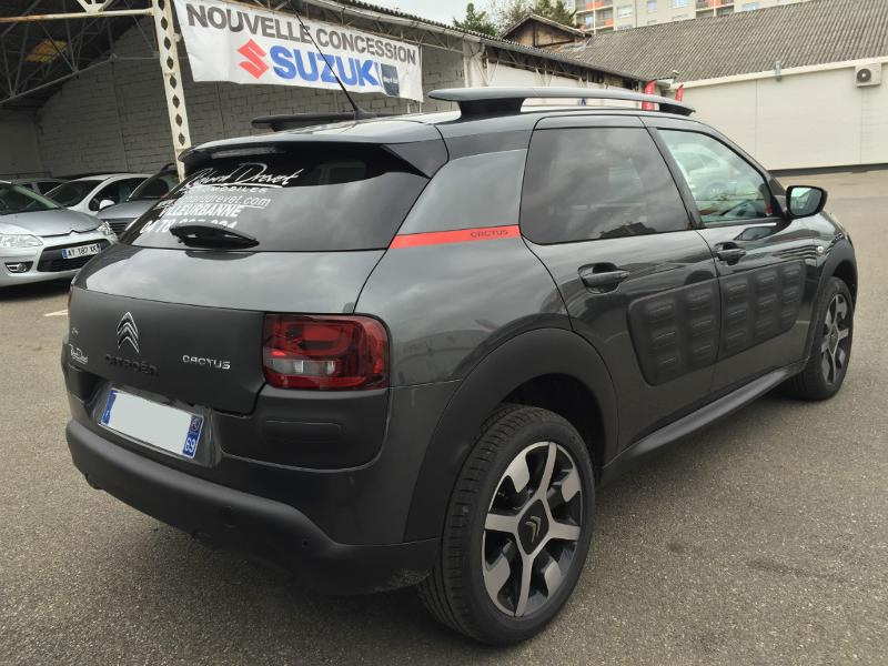 citroen c4 cactus break bluehdi 100 shine richard drevet automobiles. Black Bedroom Furniture Sets. Home Design Ideas