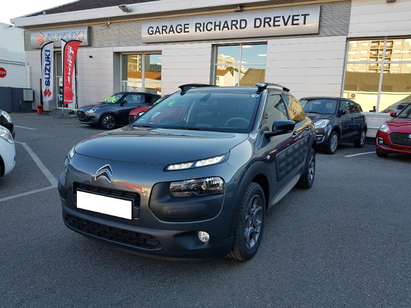 citroen c4 cactus break bluehdi 100 shine vente voiture villeurbanne richard drevet automobiles. Black Bedroom Furniture Sets. Home Design Ideas