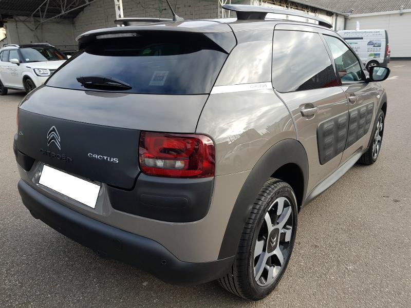 citroen c4 cactus break puretech 110 shine edition s s richard drevet automobiles. Black Bedroom Furniture Sets. Home Design Ideas