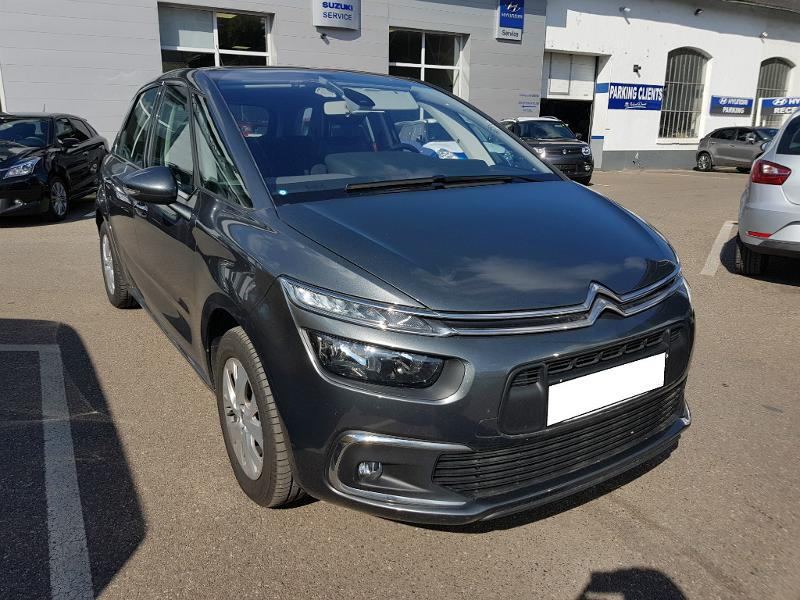 citroen c4 picasso monospace bluehdi 120ch feel s s vente voiture villeurbanne richard. Black Bedroom Furniture Sets. Home Design Ideas