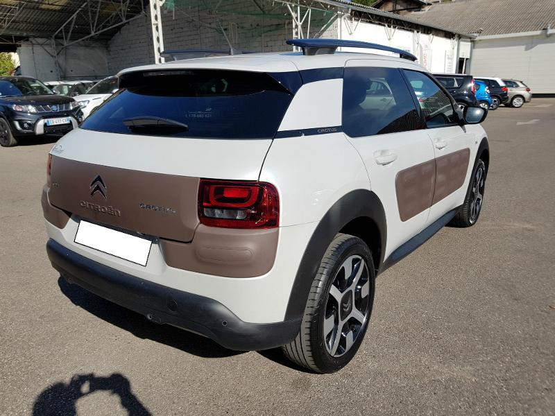 citroen c4 cactus break puretech 82 shine richard drevet automobiles. Black Bedroom Furniture Sets. Home Design Ideas