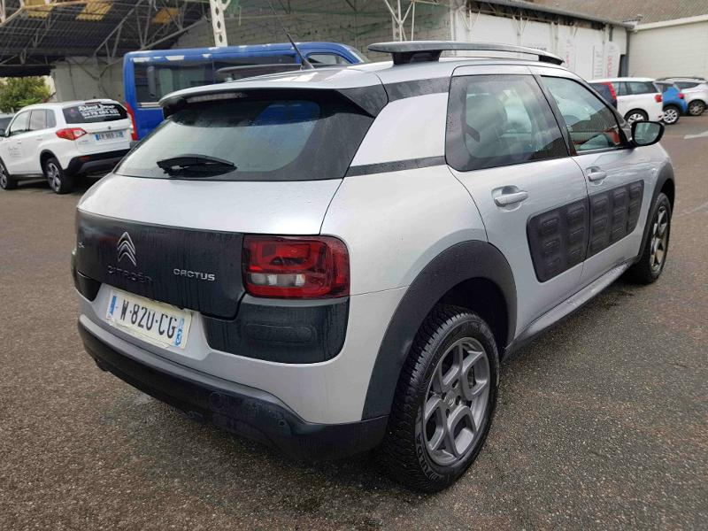 citroen c4 cactus break bluehdi 100 feel vente voiture. Black Bedroom Furniture Sets. Home Design Ideas