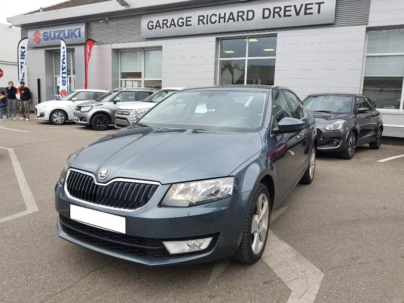 skoda octavia berline 2 0 tdi 150ch cr fap green tec elegance vente voiture villeurbanne. Black Bedroom Furniture Sets. Home Design Ideas