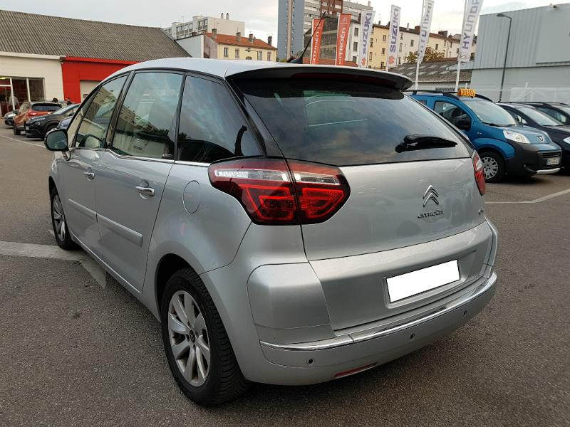 citroen c4 picasso monospace 2 0 hdi150 fap exclusive bmp6 vente voiture villeurbanne. Black Bedroom Furniture Sets. Home Design Ideas