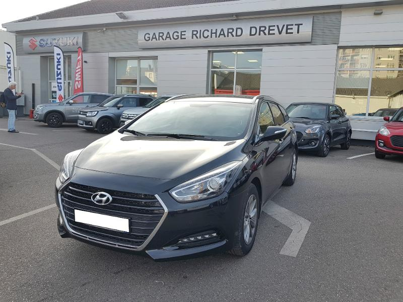 hyundai i40 sw break 1 7 crdi 141ch blue drive business dct 7 vente voiture villeurbanne. Black Bedroom Furniture Sets. Home Design Ideas