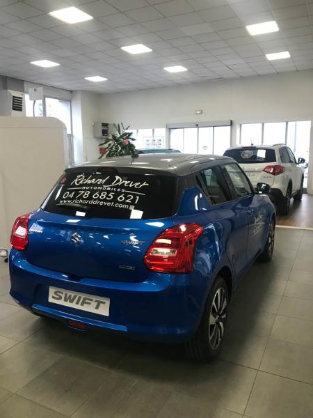 suzuki swift berline 1 2 dualjet hybrid shvs pack
