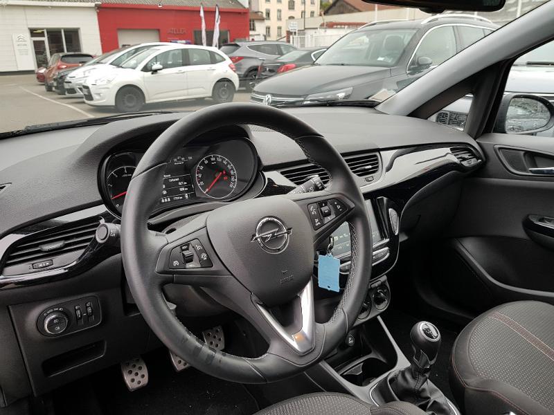 opel corsa berline 1 4 turbo 100ch color edition start stop 5p richard drevet automobiles. Black Bedroom Furniture Sets. Home Design Ideas