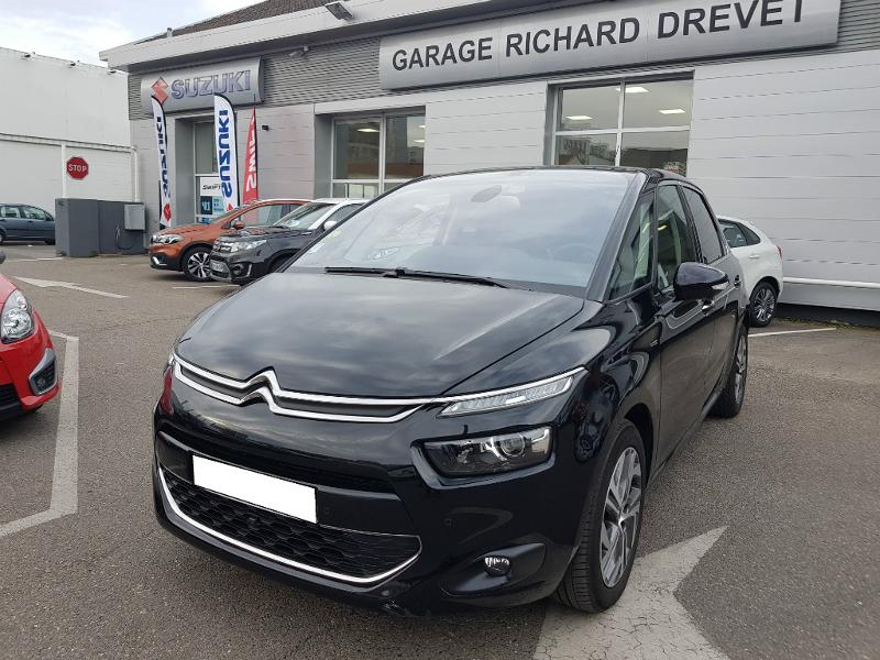 citroen c4 picasso monospace e hdi 115ch exclusive etg6 vente voiture villeurbanne richard. Black Bedroom Furniture Sets. Home Design Ideas