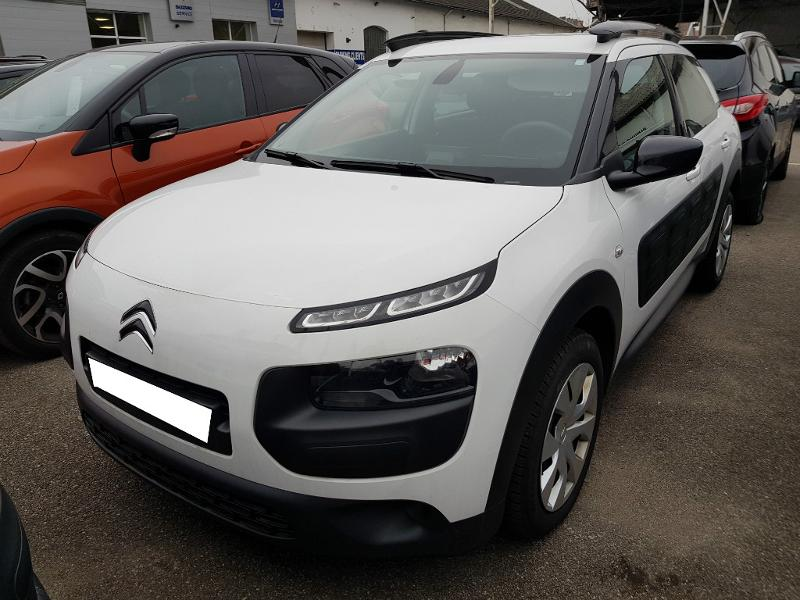 citroen c4 cactus break bluehdi 100 feel richard drevet automobiles. Black Bedroom Furniture Sets. Home Design Ideas