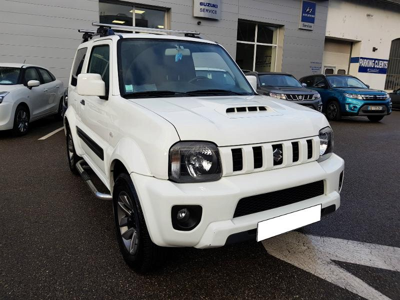 suzuki jimny break 1 3 vvt jlx auto vente voiture villeurbanne richard drevet automobiles. Black Bedroom Furniture Sets. Home Design Ideas