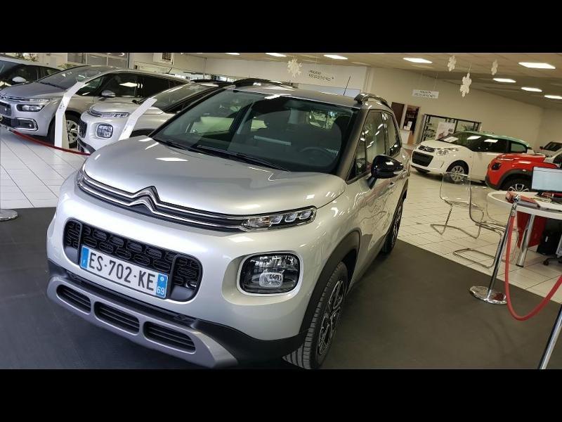 citroen c3 aircross break puretech 110ch s s feel eat6 vente voiture villeurbanne richard. Black Bedroom Furniture Sets. Home Design Ideas