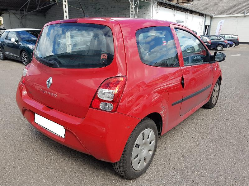 renault twingo berline 1 2 lev 16v 75ch authentique eco vente voiture villeurbanne richard. Black Bedroom Furniture Sets. Home Design Ideas