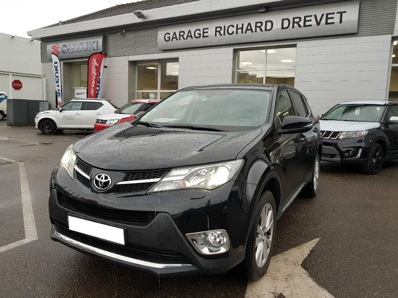 toyota rav4 break 150 d 4d lounge awd vente voiture. Black Bedroom Furniture Sets. Home Design Ideas