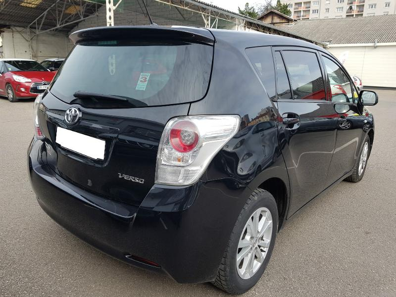 toyota verso monospace 126 d 4d fap skyview 5 places vente voiture villeurbanne richard. Black Bedroom Furniture Sets. Home Design Ideas